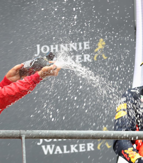 24 jaar na Jos eindigt nu zoon Max als derde in Spa