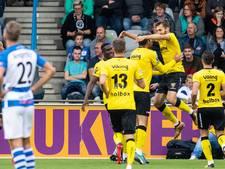 Pover De Graafschap brengt te weinig tegen VVV