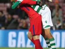 Sporting en Dost redden het niet tegen Barça, Juventus door