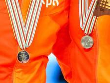 Medaillespiegel WK afstanden
