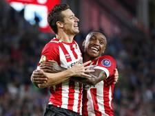 PSV rolt Willem II op en neemt revanche