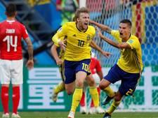 Niemand houdt van Zweden, wél kwartfinale