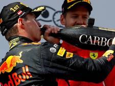 Oranjezee ziet fenomenale Verstappen winnen in Oostenrijk