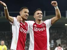 Ajax na verdiende zege in Graz naar derde CL-voorronde