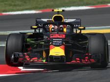 Verstappen vierde in eerste training, Bottas razendsnel