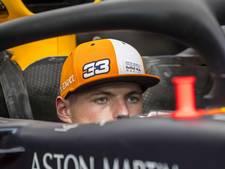 Verstappen tweede in eerste training, Vettel het snelst
