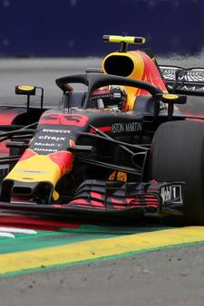 Verstappen best of the rest in eerste vrije training