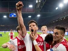 Ajax zet goede uitslag neer in heenduel tegen Dinamo Kiev