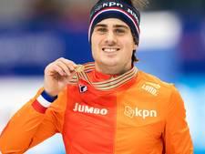 Jan Smeekens wereldkampioen op 500 meter