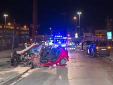 E40 in Aalst richting Brussel volledig versperd na dodelijk ongeval met spookrijder