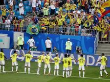 Colombia en Fair Play nekken Senegal