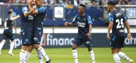 Matavz redt slordig Vitesse bij effectief Heerenveen